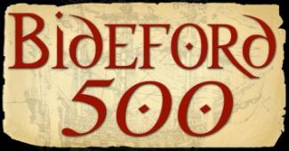 bideford 500 logo