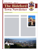 town newsletter