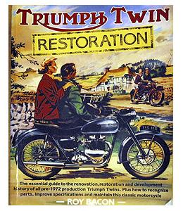 Triumph Motorbike Restoration
