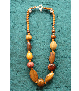 Wood Bead Jewellry