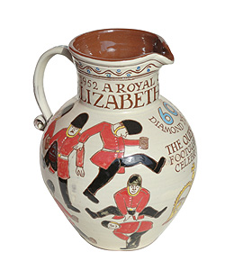 Commemorative Jug