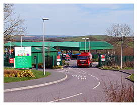 Bideford Recycling Centre