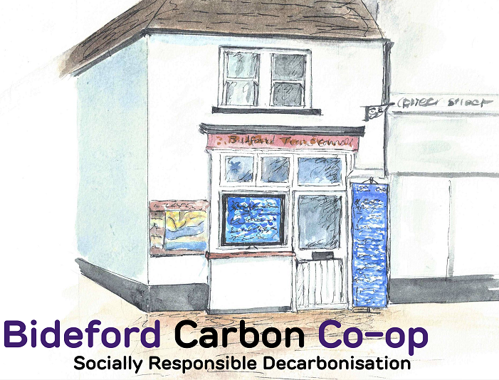 Presentation Document supporting Min.56.b Bideford Carbon Co-op 31