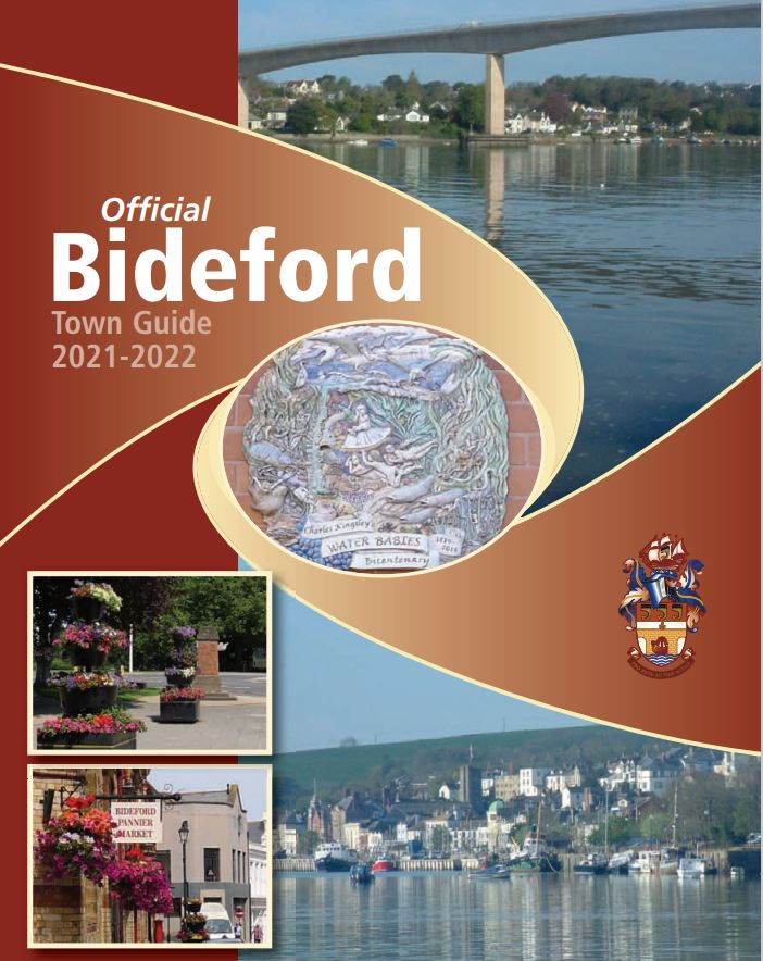 Town Guide Cover
