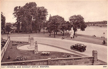 Port Memorial Bideford - Early 20th Century