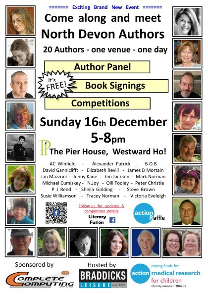 Author Event Poster 1