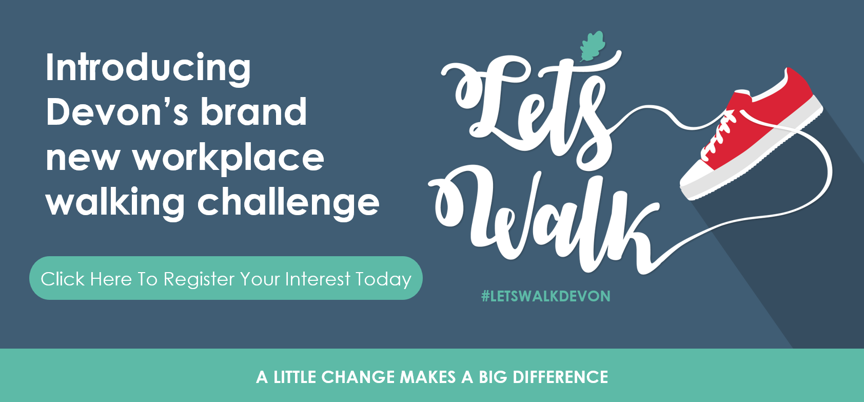 Let's Walk Workplace Challenge Feb 2020